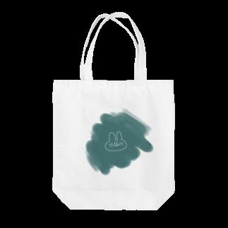 ameta🍭11/10ミニ原画展のうさちゃん Tote bags