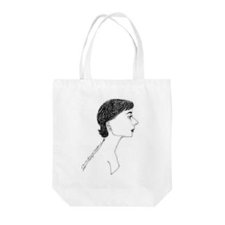 永遠の憧れ Tote bags