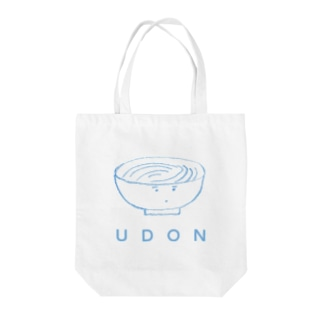 cool udon君 Tote bags