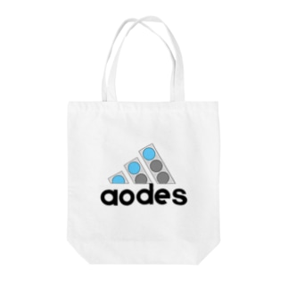 aodes バージョン2 青です Tote bags