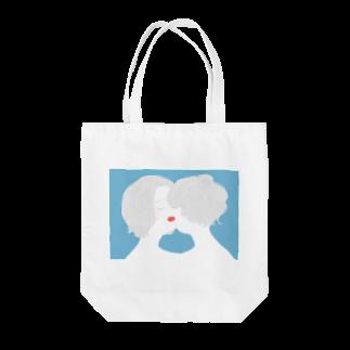 iebのしょっぷのアバンチューる Tote bags