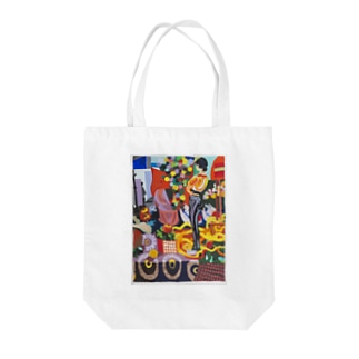 ICONS Tote bags