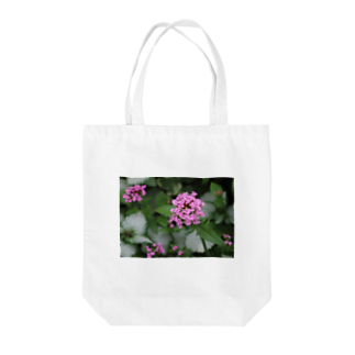 Gardenの小さな花 Tote bags
