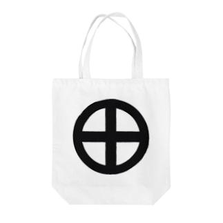 鹿児島 薩摩十字 Tote bags