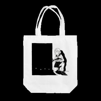 ぱらそる⛱のセーラー服と猫と鯖 Tote bags