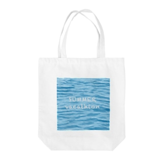 SUMMER vacathion Tote bags