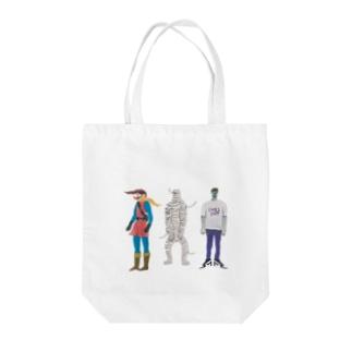コミュニケーションエスケープ 's Tote bags