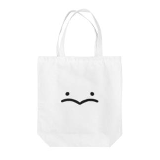 元祖ぷりぷりうちゅうじん Tote bags
