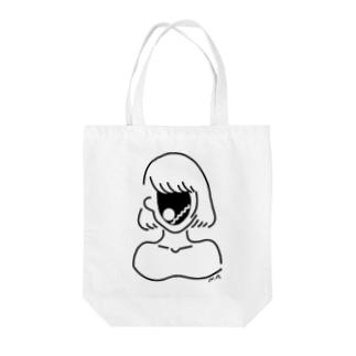iremono Tote bags
