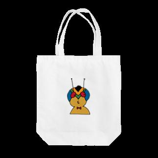 SDGsマン(VTuber)/毎朝5時に動画投稿中のSDGsマン Tote bags