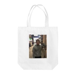 SHOJI cat トートバッグ Tote bags