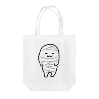 ネンネーーーーコロリヤーーーー Tote bags