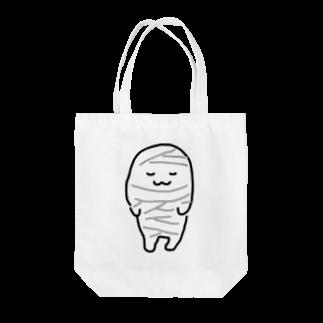 ルルののろいのネンネーーーーコロリヤーーーー Tote bags
