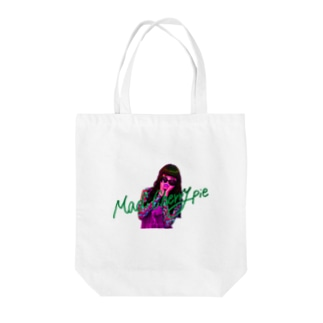 MADCHERRYPIE/CRAZY GIRL Tote bags
