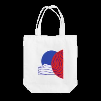 𝑷𝑶𝑾𝑬𝑹のハルマギ Tote bags