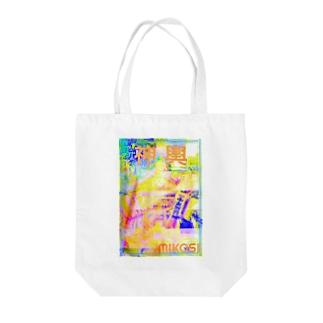 神輿その2 Tote bags