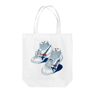 ONO-CHANのスニーカー Tote bags