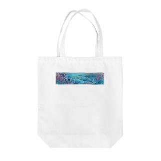 SEAPOCKET Tote bags