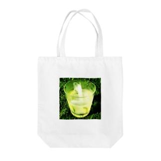カワキ2 Tote bags