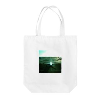 翔ケ Tote bags