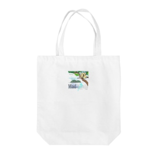 【Mad koala】 Tote bags