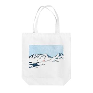 立山 Tote bags