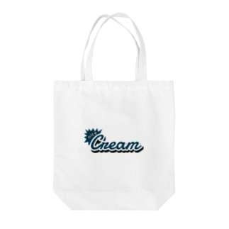 Daily necessities Logo Tote bags