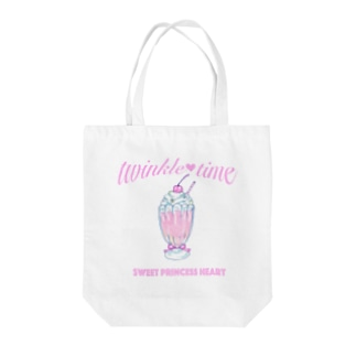 twinkle♡time トート Tote bags