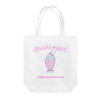 ichigotomahouのtwinkle♡time トート Tote bags