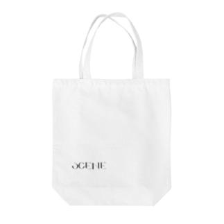 SCENE Tote bags