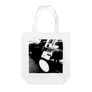 STREET DOWNTOWN Tote bags