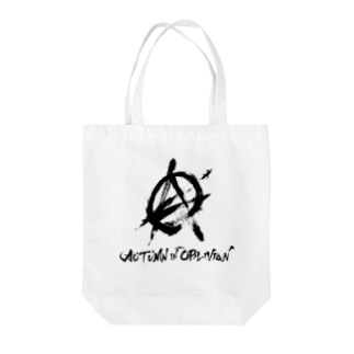 AiO公式ロゴグッズ Tote bags