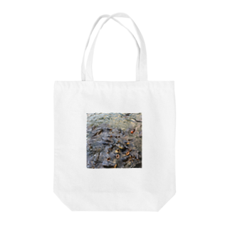 NYANGOROのパクパクコイ鯉 Tote bags