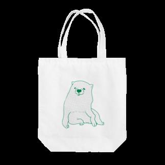 mugioのあの犬/ソーダ Tote bags