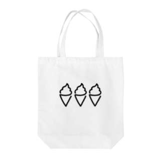 ▷            chiroruの🍦 / 2019 Tote bags