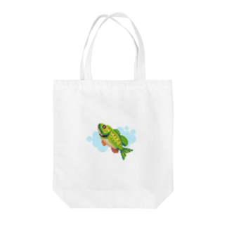 notteのfish Tote bags