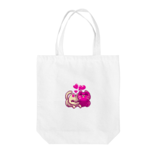 notteのスリスリ Tote bags