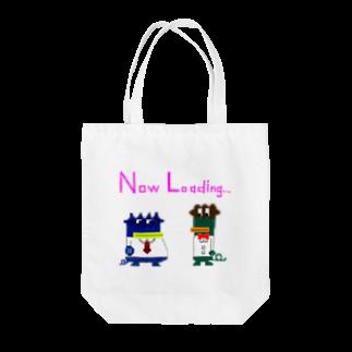 Kiligoya CompanyのGoon  Toons:pixel Ver. Tote bags