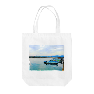 minto_7250の姫島 Tote bags