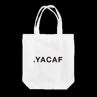 YACAFの.YACAF Tote bags