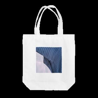oiCiiiiのプリーツスカート Tote bags