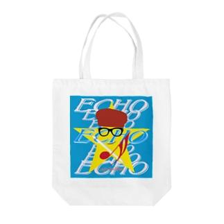 ECHO  Tote bags