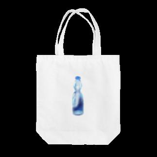 めろんそーだ。のラムネ Tote bags