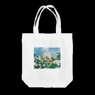 めむとの夏の日 Tote bags
