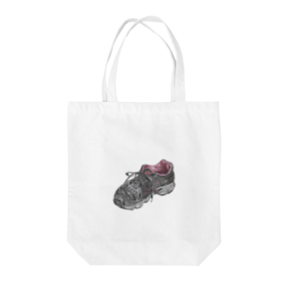 Unoのくつ Tote bags