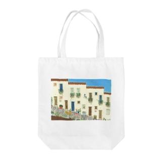 フリヒリアナ Tote bags