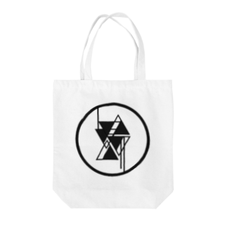 Ï∞n(イオン)のEgyptian Triangle Tote bags