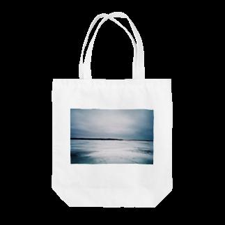 iharaの北海道の冬 Tote bags