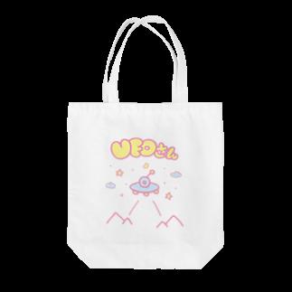BUSCEMISのUFOさん Tote bags