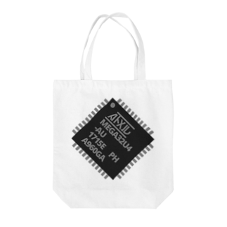 あにろりのATmega32U4-AU Tote bags